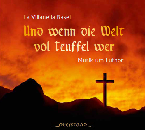 Cover Musik um Luther